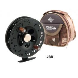 Катушка проводочная Akara Onega XT120A 120 мм в сумке